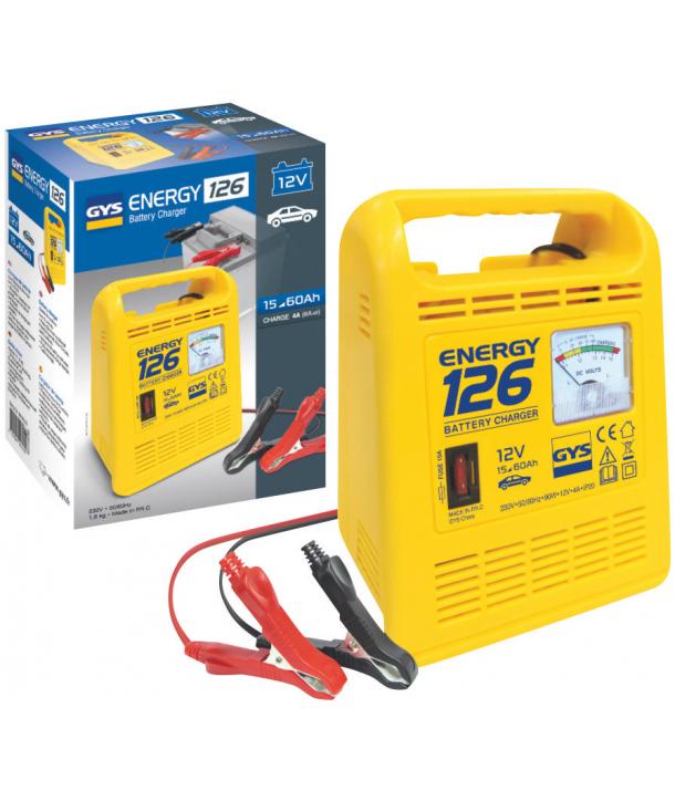 Batterilader Gys 126 12v