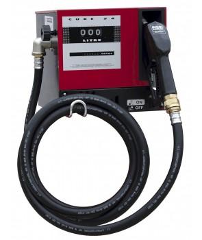 """Brændstofpumpe cube 56 med tæller 56l/min 1""""tilslutning"""