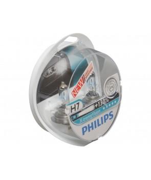 phillips x treme vision +130 h7 pære 2 stk