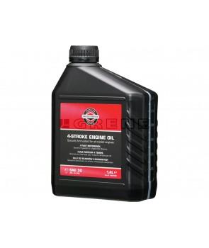 plæneklipper olie sae30 1,4l