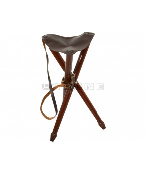 jagtstol  trebenet h 70cm