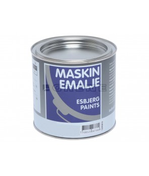 maskinemalje  Massey ferguson New silver mist 3/4 l