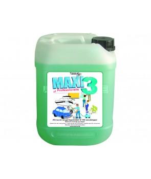 maxi 3 rengøringsmiddel 5l