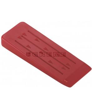 savkile 140mm stærk rød plast