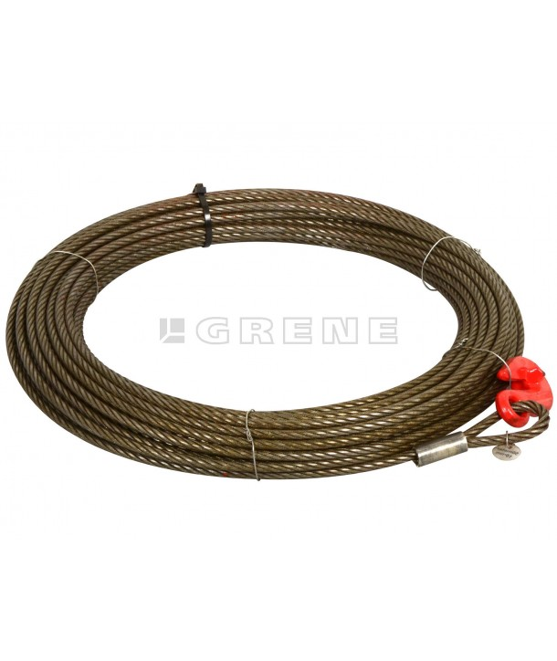 skovspil wire10mm 50m