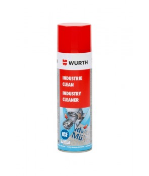 Wurth industri cleaner 500ml