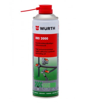 Wurth hhs2000 500ml
